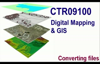 Converting Mastermap Topography files to dxf