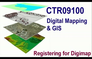 Registering for Digimap