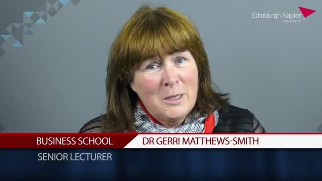 Dr Gerri Matthews-Smith
