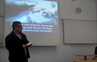 08T2. Is there a correlation between financial market and banking developme