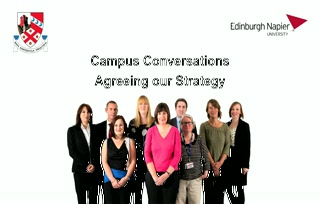 Edinburgh napier university international strategy