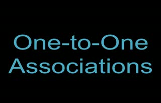 One to One Associations