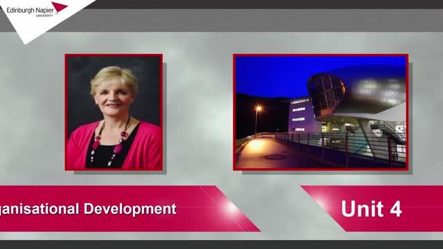 Organisational Development Introduction