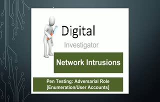 Pen Testing: Adversarial Role