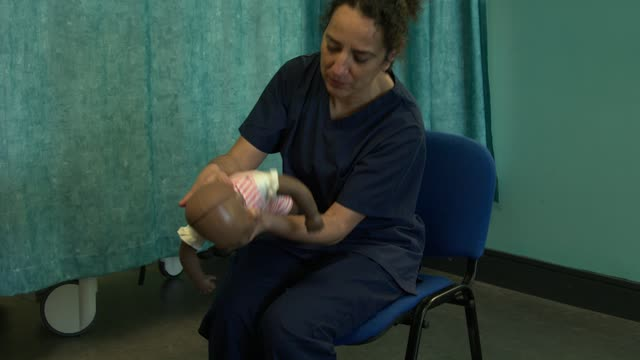 Infant Choking Treatments