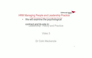 Unit 10 Cam 2  HRM People and Organisational Development
