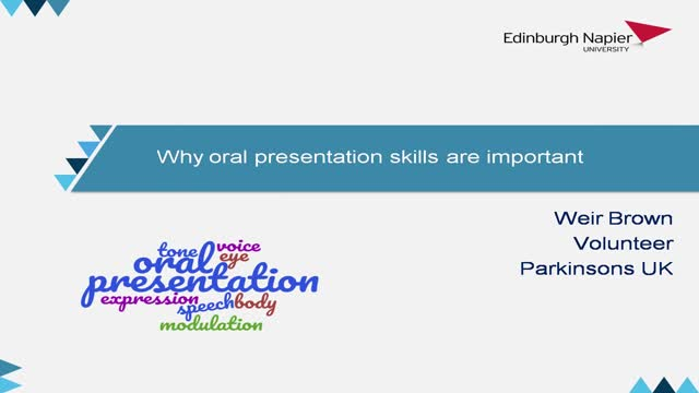 Why oral presentation skills are so important 2